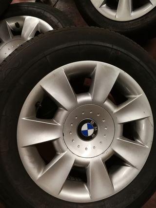 llantas BMW aluminio en 15