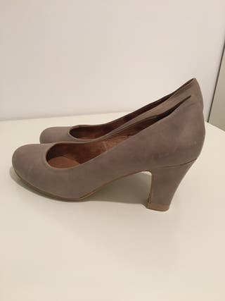 Zapatos salón talla 39