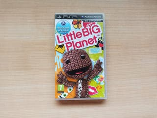 Juego PSP Little Big Planet