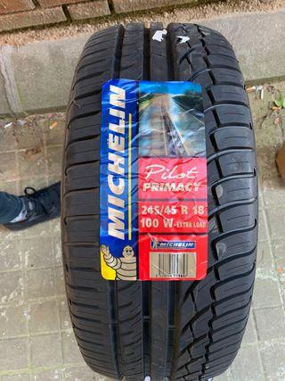 Neumático michelin 245/45 R 18