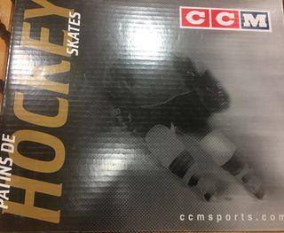 Patines de hockey hielo CCM 92