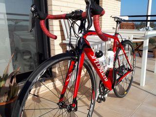 Bicicleta Specialized carbono