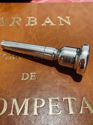 Boquilla trompeta Romera Brass