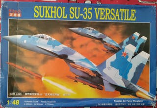 Maqueta de avión Kitech 1:48 ref#DF325