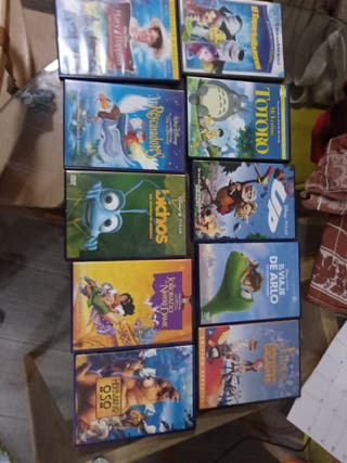 Películas infantiles Disney Pixar