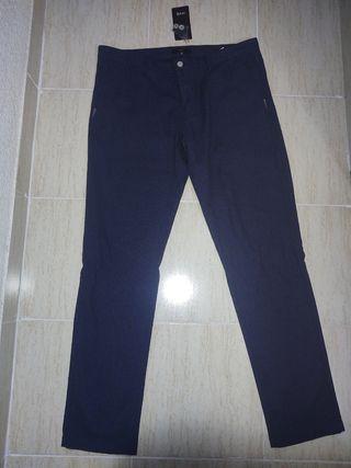Pantalones Chinos Nuevos, talla 46/L Hombre
