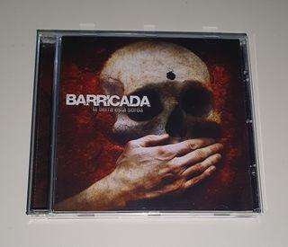 BARRICADA / CD / LA TIERRA ESTÁ SORDA