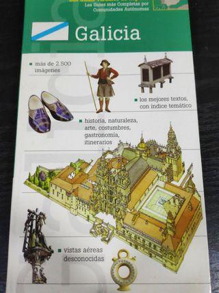 guías visuales de España 3 - Galicia