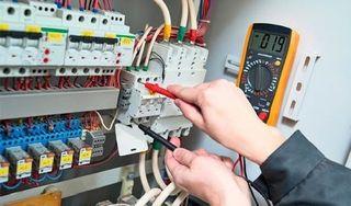 Electricista, aires acondicionados