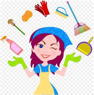 Limpieza de hogar