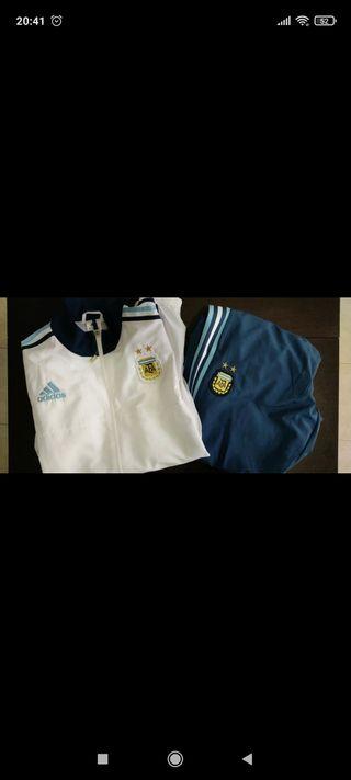 Chándal Adidas Selección Argentina