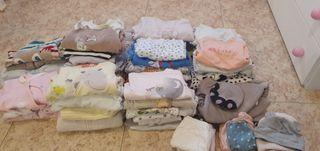 Lote ropa bebé niña 3-6 meses