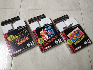 Lote Gameboy Advance Nes classics