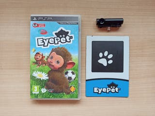 Juego PSP EyePet