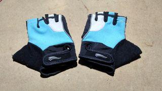 guantes mujer para bici