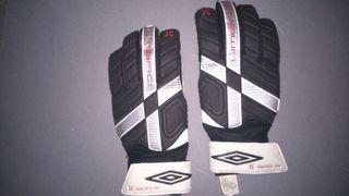 guantes portero de futbol talla 10