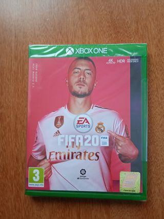 FIFA 20 Xbox one juegos