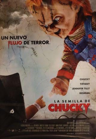 PÓSTER LA SEMILLA DE CHUCKY