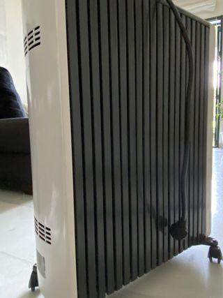 Radiador de aceite eléctrico