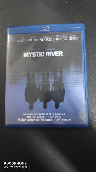 Mystic River bluray