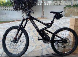 Bicicleta Scott Ramson 20 carbono