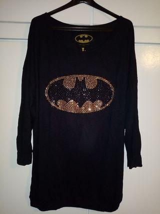 Camiseta manga larga Batman.