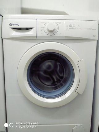 lavadora balay 6kg A+A rpm 1000 85*60