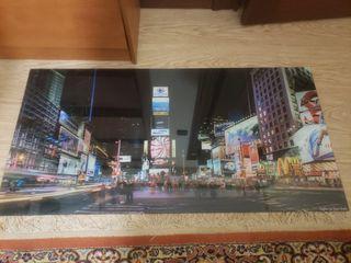 Cuadro Times Square NY