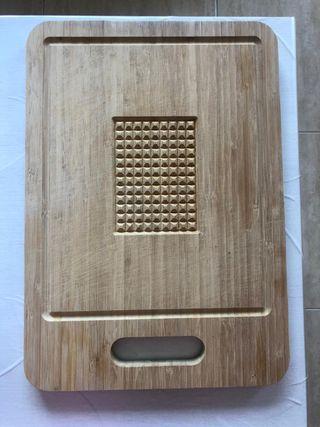 Tabla de cortar de bambu