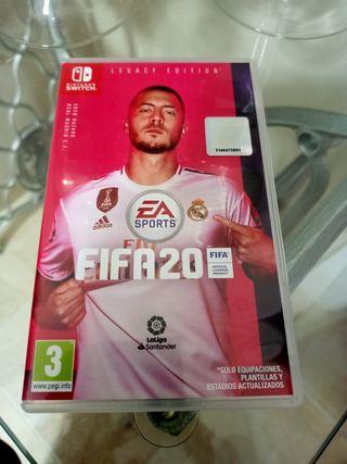 Nintendo Switch FIFA20