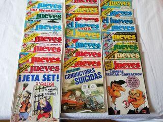 revistas antiguas El Jueves (años 90)