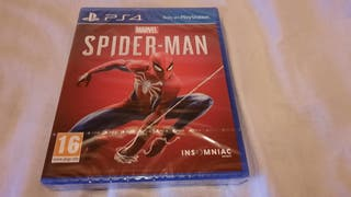 Spiderman PRECINTADO ps4