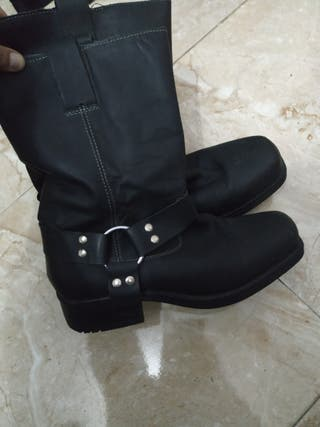 botas custom talla 43