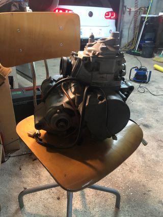 Motor Rotax 125cc