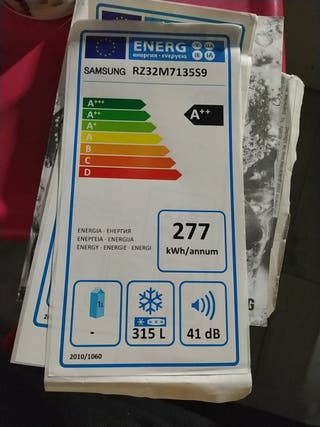 congelador Samsung una puerta
