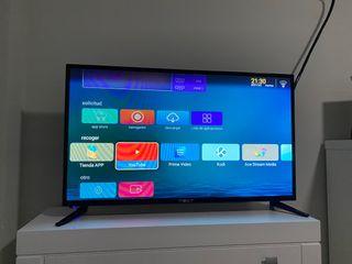 "Televisión Nevir 38"" Smart tv/Android Tv"