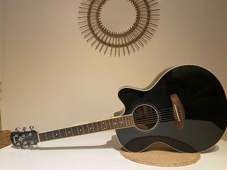 Guitarra electroacústica Yamaha CPX 500 BL