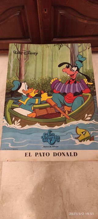 Laminas 6 y 5 cuentos Disney 1978 44x32 B.Vizcaya