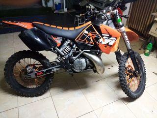 KTM 250 EXC 2002