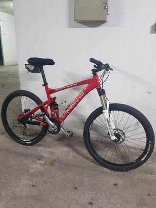 Bicicleta Lapierre 210Xcontrol