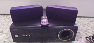 Equipo de sonido Yamaha YHT-S300