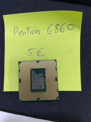 Procesador Intel G860 Socket 1155