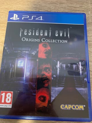 Resident evil collectors edition PS4
