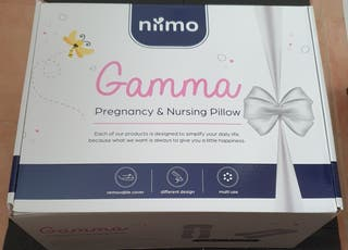 Niimo Gamma Almohada Embarazada. Nueva.