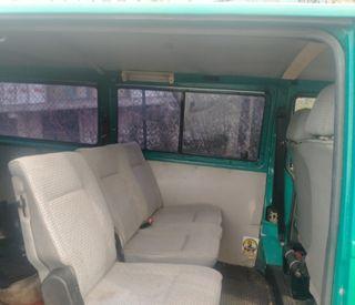 MOTOR AVERIADO. Volkswagen Transporter 1993