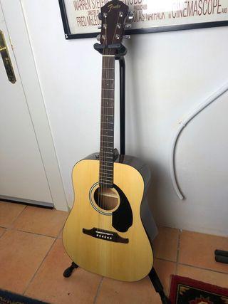 Guitarra acústica Fender FA 125