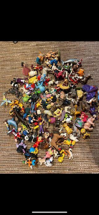 muñecos de goma surtido