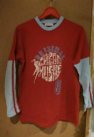 Camiseta Manga Larga talla L