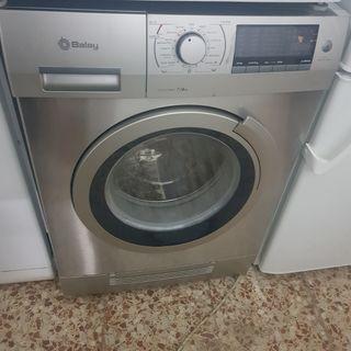 lavadora secadora balay 7kg & 4kg semi nueva
