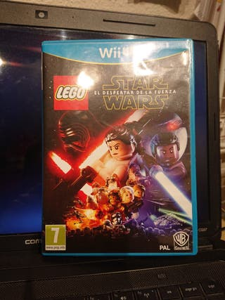 juego wii u lego star wars